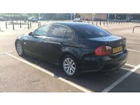Bmw 320D Diesel Automatic Reverse Parking Sensors and Black Tinted Windows Excellent Runner