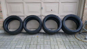 """Michelin Pilot Sport Cup 2 Staggered Tires 