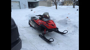 Great Condition 2005 900 Polaris Fusion