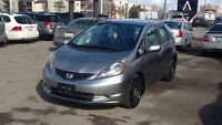2010 Honda Fit LX Auto Hatckback ONLY 144KMS! ETested&Certified