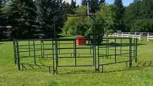 NEW 60' Round Pen Package