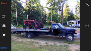 1988 Ford F-450 be your own boss!