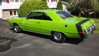 1973 SWINGER  for SALE or TRADE for another B body mopar