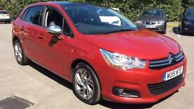 2015 Citroen C4 1.6 HDi Selection 5dr Manual Diesel Hatchback