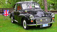 1962 Morris Minor-Classic  Car in excellent condition