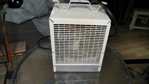 Like new hardly used Dimplex construction heater
