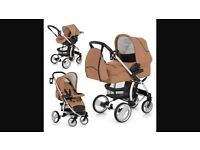 Hauck Malibu XL buggy / pram / pushchair / stroller / car seat
