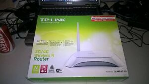 TP-LINK TL-MR3220 Wireless N150 3G/4G Router