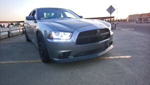 *Modified*  2011 Dodge Charger Tungsten Metallic