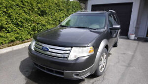 Ford Taurus X, 2008, 6 passagers