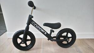 "NEW Runners-Bike Balance Bike ""Speeders""  + Free Helmet"