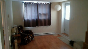 From July 1st 3-1/2 for Rent/Louer-183 rue Champlain,Hull--750$