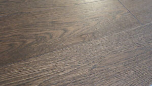 """Click or Nail 5"""" Wire Brushed Hardwood, Incredible Value London Ontario image 2"""