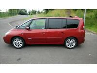 Renault grand espace 7 seater
