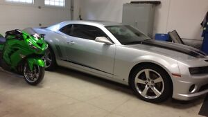 2010 SS Camaro, full load and extras! 6 Spd! 600hp!