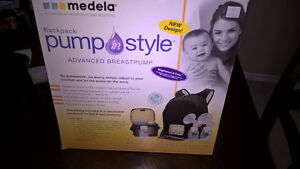 Medela Advanced breast pump - Backpack style
