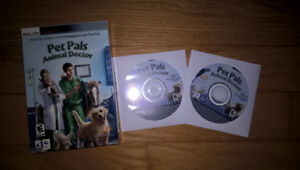 Pet Pals Animal Doctor CD -ROM