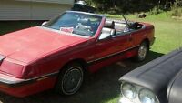 1988 Dodge Other Convertible