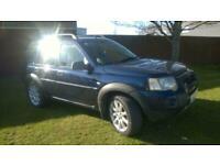 2003 Land Rover Freelander 2.0Td4 Sport DIESEL VGC 2 KEYS LEATHER PX WELCOME