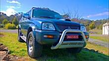 2005 Mitsubishi Triton Bathurst Bathurst City Preview