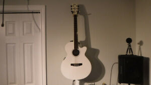 Cort SFX1F AW Acoustic Electric Guitar Great Shape RIght Handed