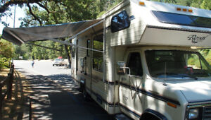Ford Motorhome 27ft