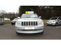 Jeep Grand Cherokee 3.0CRD V6 auto Overland Top model, Glasgow Scotland