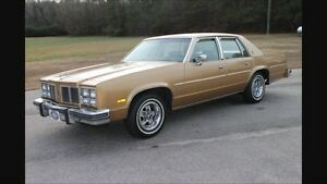 I am looking for a 1977-1979 olds 88