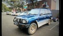 1998 Mitsubishi Pajero Wagon Melbourne CBD Melbourne City Preview