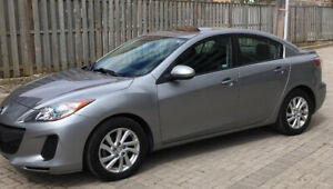 Great buy - Low mileage 93,325 MAZDA 3 GS-SKY