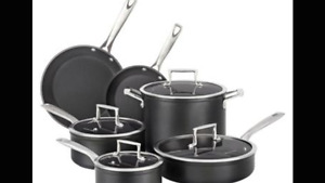Brand new Guy Fieri 10 piece pot set