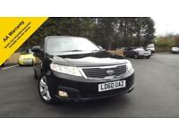 Kia Magentis 2.0CRDi TR New model only 64,000 Mls 6 Speed Glasgow Scotland