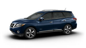 LOOKING FOR 2013-2014 Nissan Pathfinder SL