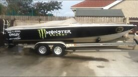 Chase marine powerboat