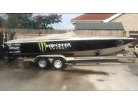 Chase marine powerboat