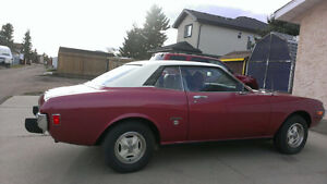 1st generation 1974 Toyota celica GT
