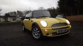Mini 1.6 Cooper 2006 Model, Full Service History 5 Main Dealer Stamps Glasgow