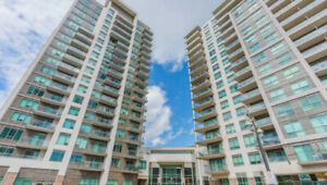 ABSOLUTELY GORGEOUS 1+1 BR CONDO BY THE LAKE IN PICKERING!