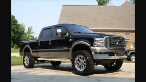 2007 Ford F-350 King ranch Low km