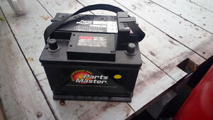 47 size BATTERY FOR CAR / CAMPER / RV / TRACTOR /