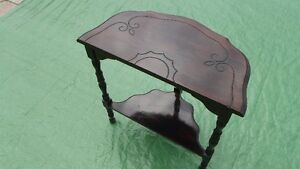 Antique Side Table Stratford Kitchener Area image 4