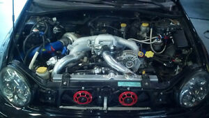 Subaru 2.5RS Intake Manifold - upgrade for WRX & STi setups!