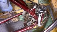 "Norco Jubei 3 29er 27 speed mountain bike 19"" $425"