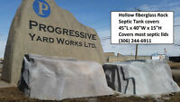 Fiberglass Cover for septic tanks