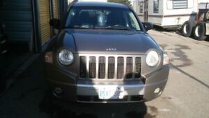 Jeep compass 4X4 Limited for sale