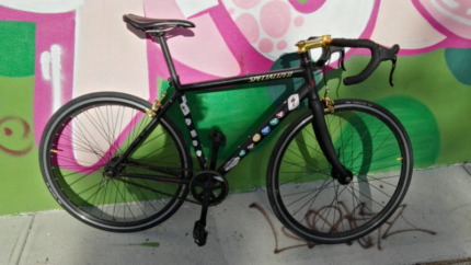 Specialized Langster Special Edition - Fixie - Single Speed
