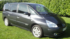 Renault Grand Espace 2.0dCi 150 Dynamique 7 SEATS - FULL HISTORY