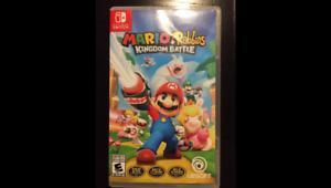 Mario Rabbids kingdom battle pour Nintendo switch
