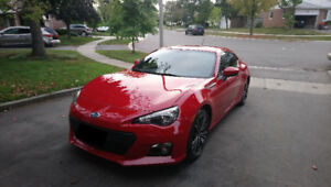 2014 Subaru BRZ Sport-Tech Coupe (2 door)