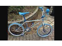 Wanted Raleigh pro burner mk1 bmx bike